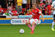 Barnsley midfielder Luke Thomas (16) during the EFL Sky Bet Championship match between Barnsley and Fulham at Oakwell, Barnsley, England on 3 August 2019.