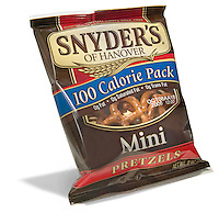 snyders mini knotted pretzels
