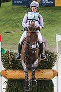 Jalapeno III ridden by Gemma Tattersall in the Equi-Trek CCI-L4* Cross Country during the Bramham International Horse Trials 2019 at Bramham Park, Bramham, United Kingdom on 8 June 2019.