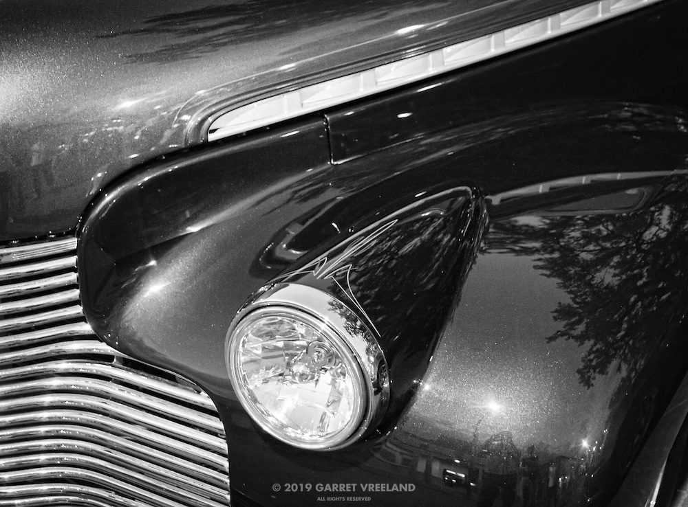 Vintage Automobile.