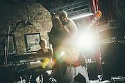 Thundercat performing at Red Bull Sound Select Dallas at Three Links Dallas, TX 23 jan 2015
