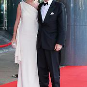 NLD/Amsterdam/20110527 - 40ste verjaardag Prinses Maxima, Prinses Mathilde en prins Filip van Belgie