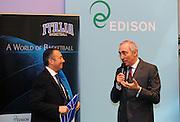 Milano 15 marzo 2010<br /> Basket Nazionale<br /> Conferenza stampa di presentazione dei programmi delle Nazionali<br /> Nella foto Umberto Quadrino<br /> Foto ciamillo