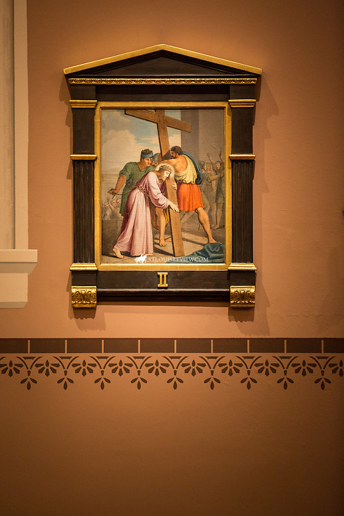 Lisa Johnston | lisajohnston@archstl.org  | Twitter: @aeternusphoto The Basilica of St. Louis King of France, better known as the Old Cathedral, is considered the heartbeat of the Arch grounds, and the church's restoration is an important part of a project to connect and reinvigorate those grounds.