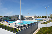 William Woollett Jr. Aquatics Center
