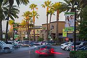 Town Center Aliso Viejo Parking Lot
