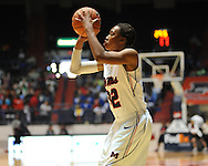 """Ole Miss' Tia Faleru (32) vs. North Florida at the C.M. """"Tad"""" Smith Coliseum in Oxford, Miss. on Friday, November 11, 2011."""