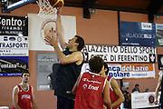 Ferentino, 01/04/2008<br /> Basket, Nazionale Italiana Maschile Senior<br /> Raduno a Ferentino<br /> Nella foto: richard mason rocca<br /> Foto Ciamillo