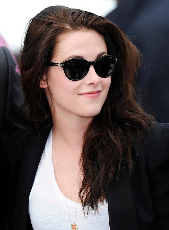 Actresses Kristen Stewart (during the 65th Annual Cannes Film Festival at Palais des Festivals on May 23, 2012 in Cannes, France..Photo Ki Price.