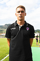 Remi Dugimont of Clermont during the friendly match between Montpellier Herault and Clermont foot on July 19, 2017 in Millau, France. (Photo by Philippe Le Brech/Icon Sport)
