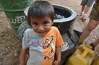 Guarani boy in Isoso, Santa Cruz, Bolivia