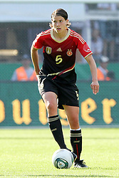03.06.2011, Osnatel Arena, Osnabrueck, GER, WM 2012 FSP,  Deutschland (GER) vs Italien (ITA), .im Bild Annike Krahn (GER) during the WM 2011 Friendly Game, Germany vs Italy, at Osnatel Arena, Osnabrück, 2011-06-03, .EXPA Pictures © 2011, PhotoCredit: EXPA/ nph/  Hessland       ****** out of GER / SWE / CRO  / BEL ******