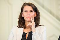 27 JUN 2017, BERLIN/GERMANY:<br /> Rita Schwarzeluehr-Sutter, MdB, SPD, Parl. Staatssekretaerin im Bundesministerium fuer Umwelt, Naturschutz, Bau und Reaktorsicherheit, 25. bbh-Energiekonferenz &quot;Letzte Ausfahrt Dekarbonisierungf Energie- und Mobilit&auml;tswende&quot;, Franz&ouml;sischer Dom<br /> IMAGE: 20170627-01-057<br /> KEYWORDS: Rita Schwarzel&uuml;hr-Sutter