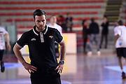 Luca Baiocchi<br /> Unicusano Roma - TWS Legnano<br /> Campionato Basket LNP 2016/2017<br /> Roma 26/02/2017<br /> Foto Ciamillo-Castoria