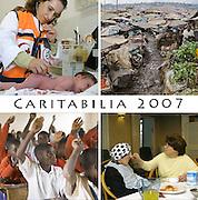 Caritabilia, Annual report cover. 2007