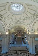 Maryland, Annapolis, U.S. Naval Academy, Bancroft Hall, Memorial Hall