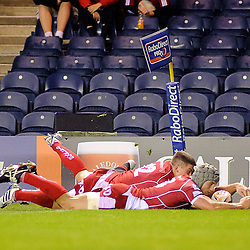 Edinburgh v Llanelli Scarlets | Robo Direct Pro 12 | 27 September 2103