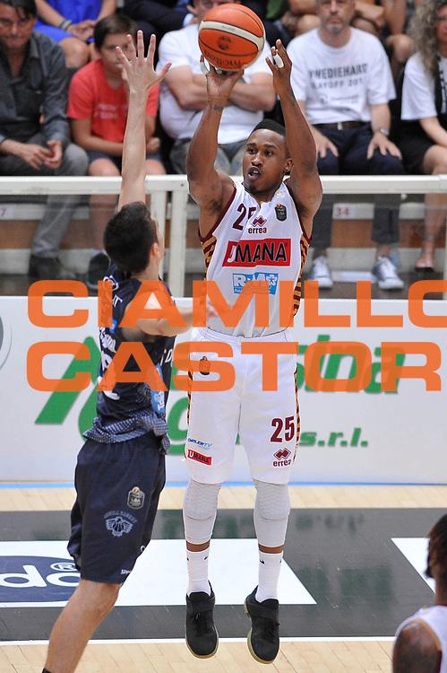 McGee<br /> Dolomiti Energia Trento - Umana Venezia<br /> Finale Gara 6<br /> Legabasket A 2016/2017<br /> Trento 20/06/2017<br /> Foto Ciamillo-Castoria