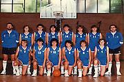 Europeo Cadette Perugia 1984