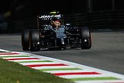 September 4-7, 2014 : Italian Formula One Grand Prix - Kevin Magnussen, (DEN) McLaren-Mercedes
