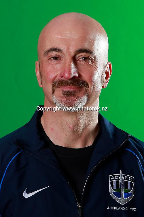 Auckland City Asb Premiership Headshots Photosport New Zealand