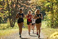 St Pauls School varsity and junior varsity cross country with Andover. ©2017 Karen Bobotas Photographer