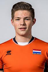 08-12-2017 NED: Reportage pre jeugd Oranje jongens, Arnhem<br /> Stijn de Ruijter