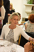 LADY MYNERS, Dinner to celebrate the 10th Anniversary of Contemporary Istanbul Hosted at the Residence of Freda & Izak Uziyel, London. 23 June 2015