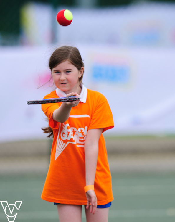 The 2016 Lincolnshire School Games Summer Festival, organised by Lincolnshire Sport and held at The Mere's Leisure Centre, Grantham.<br /> <br /> Picture: Chris Vaughan Photography for Lincolnshire Sport<br /> Date: July 7, 2016