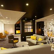 Modern corporate interior