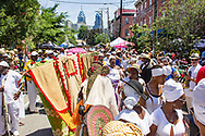 2017 Odunde Festival and Ceremony, Philadelphia PA. Photography by Chris Baker Evens.