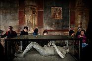 Pompei. Falling apart.