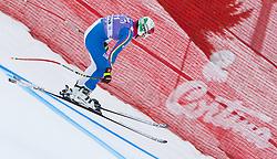 19.01.2011, Tofana, Cortina d Ampezzo, ITA, FIS World Cup Ski Alpin, Lady, Cortina, Abfahrt 1. Training, im Bild Daniela Merighetti (ITA, #11) // Daniela Merighetti (ITA) during FIS Ski Worldcup ladies downhill first training at pista Tofana in Cortina d Ampezzo, Italy on 19/1/2011. EXPA Pictures © 2011, PhotoCredit: EXPA/ J. Groder