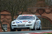 #13 Matt FAIZEY Porsche 968  during Cartek Club Enduro Championship as part of the 750 Motor Club at Oulton Park, Little Budworth, Cheshire, United Kingdom. April 14 2018. World Copyright Peter Taylor/PSP.
