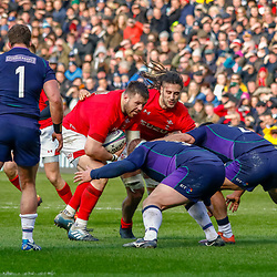 Scotland v Wales, Six Nations, 9 March 2019