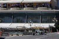 MOTORSPORT - F1 2013 - GRAND PRIX OF MONACO / GRAND PRIX DE MONACO - MONTE CARLO (MON) - 23 TO 26/05/2013 - PHOTO JEAN MICHEL LE MEUR / DPPI - HAMILTON LEWIS (GBR) - MERCEDES GP MGP W04 - ACTION