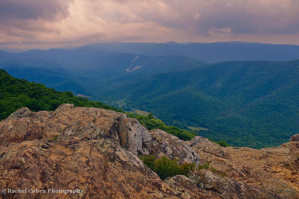 &quot;Colors at Ravens Roost&quot;<br />