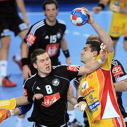 20090121: Handball - World Championship, Macedonia vs Germany