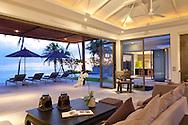 Living Room, Inasia Villa, Lipa Noi, Koh Samui, Thailand