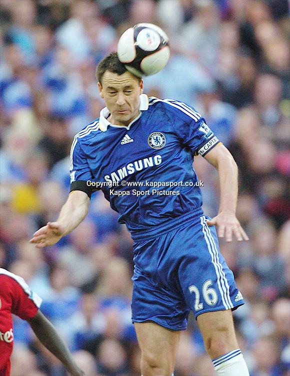 JOHN TERRY, CHELSEA, Arsenal v Chelsea, FA Cup Semi Final, Wembley Stadium, Saturday 18th April 2009