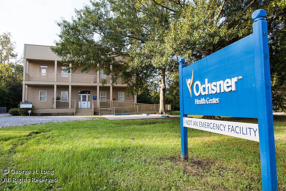 Ochsner Health Center in Abita Springs, Louisiana