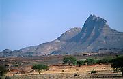 Desert near Najran