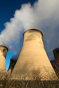 Drax Power Station, near Selby, North Yorkshire.