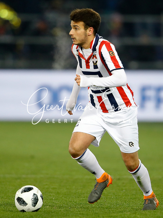 *Pedro Chirivella* of Willem II