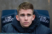 Bolton Wanderers defender Harry Brockbank during the EFL Sky Bet League 1 match between Bolton Wanderers and Wycombe Wanderers at the University of  Bolton Stadium, Bolton, England on 15 February 2020.