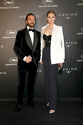 May 19, 2019 - Cannes, Alpes-Maritimes, Frankreich - Enrique Murciano and Toni Garrn at the Kering and Cannes Film Festival Official Dinner during the 72nd Cannes Film Festival at Place de la Castre on May 19, 2019 in Cannes, France (Credit Image: © Future-Image via ZUMA Press)