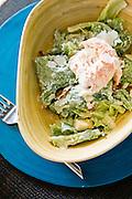 Phuket lobster Caesar salad.