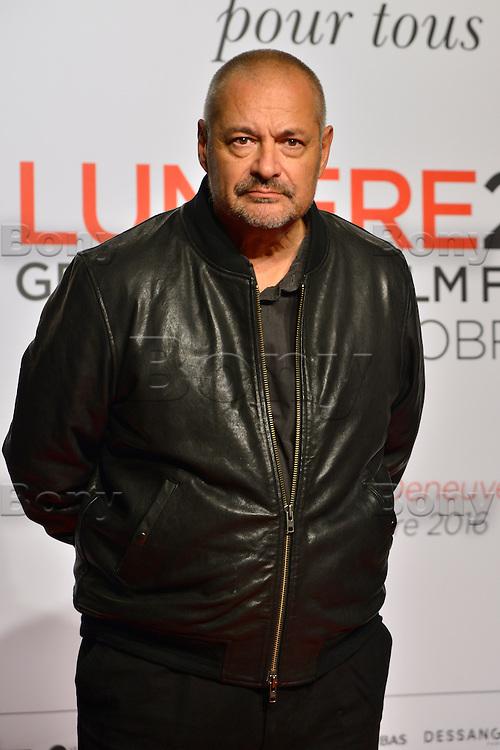 Jean Pierre Jeunet<br /> Lyon 8 oct 2016 - Festival Lumi&egrave;re 2016 - C&eacute;r&eacute;monie d&rsquo;Ouverture<br /> 8th Film Festival Lumiere In Lyon : Opening Ceremony