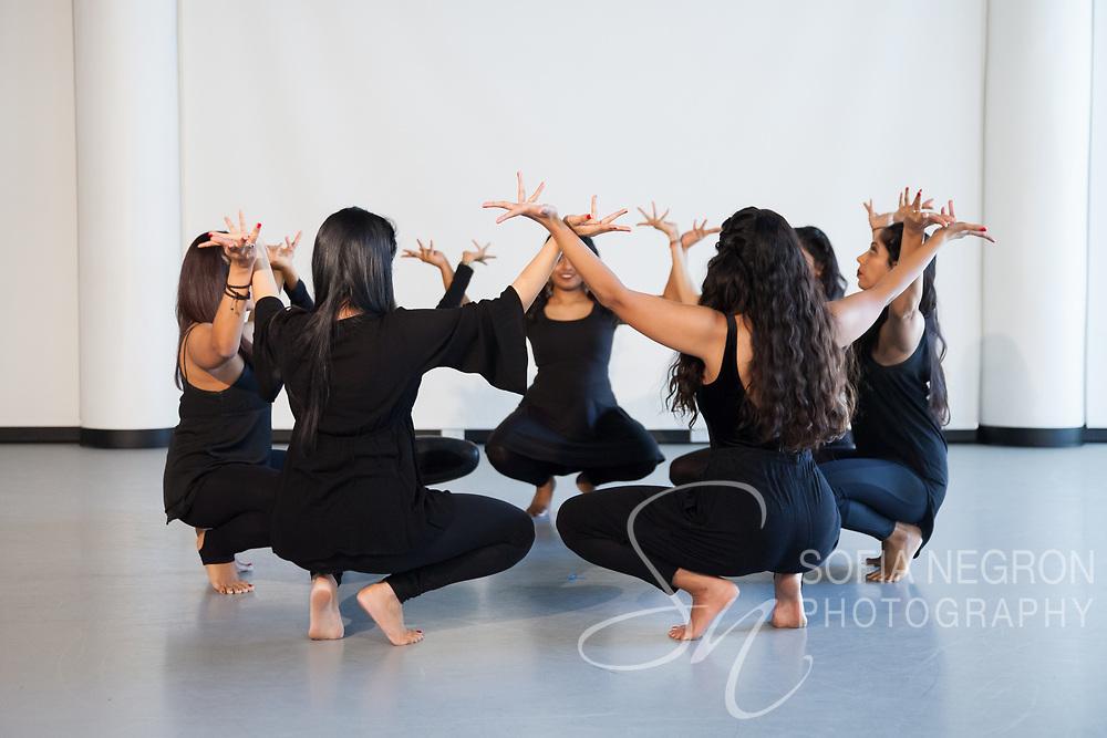 NY and LA dance photographer Sofia Negron Ajna Dance Indian Dance Company