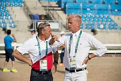 Guery Jerome, Demeersman Dirk, BEL<br /> Olympic Games Rio 2016<br /> © Hippo Foto - Dirk Caremans<br /> 19/08/16
